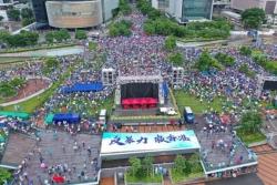 每一个爱国爱港的香港市民都是护港救港的关键力量