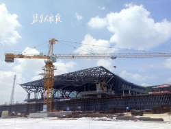 徐盐铁路盐城段开始静态验收  计划8月25日完成