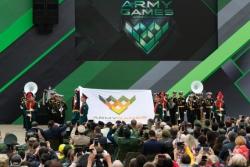 """""""国际军事比赛-2019""""开幕式在俄罗斯举行"""