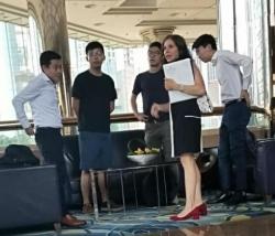 港媒:罪证确凿,乱港分子黄之锋煽动激进示威者非法占领机场