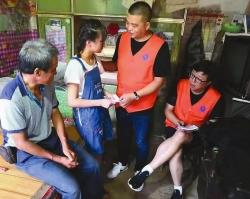 【暖新聞】江蘇東臺志愿者赴耀州助學 幫扶關中平原57名貧困學子