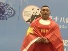 世警賽臥推比賽獲銅牌后 民警殷昌甌硬拉比賽斬獲銀牌