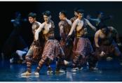 中国文化遗产传播剧《遇见大运河》在莫斯科上演