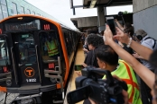中車在美生產首批地鐵車輛正式載客運營