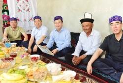 深入推進對口援疆 全面加強合作發展 我市代表團赴新疆察布查爾縣考察