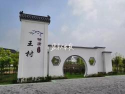 走进特庸镇王村农民集中居住点—— 宜居新房 幸福家园
