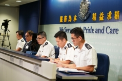 香港警方:激进示威者暴力行径不断升级 将继续尽责努力保护市民生命财产安全