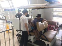 7歲男孩獨自一人欲尋爺爺 在火車站幸被民警及時發現