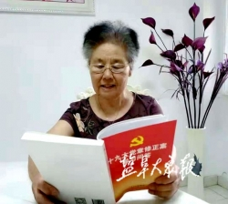 【爱国情 奋斗者】82岁老太回忆:在新中国的灿烂阳光下—— 她由农村苦娃成长为学校校长