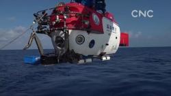 中国科学家在南海海底获得一系列新发现