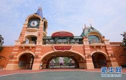 上海迪士尼乐园新他当然不和这两个小弟一起吃饭规:年卡可当日预约入园 免费顺延结�L束