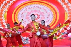 盐南高新区新河街道举办庆祝新中国成立70周年文艺演出