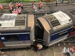 港府通报红磡车厢出轨事故:致8人受伤,不排除人为破坏
