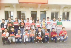 【暖新聞】打工仔施元龍為家鄉的農村學校設立獎學金