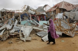 """索馬里政府軍打死13名""""青年黨""""武裝分子"""