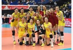 朱婷輪休 李盈瑩22分率中國女排取世界杯兩連勝