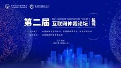 第二届互联网仲裁(盐城)论坛成功举办