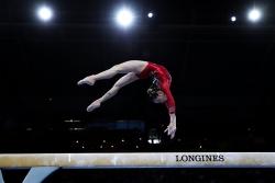 中國體操隊創26年最差戰績,為什么總是我們頻繁失誤