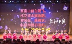 """弘扬中华传统文化 """"和谐""""国学经典诵读大赛举行"""