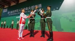 世界军人运动会今晚在武汉开幕,开幕式主火炬谁来点燃?