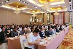 射阳稻米香飘四方 产销对接会上签订36万吨稻米产销合同