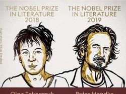 2019年诺贝尔文学奖揭晓:托卡尔丘克和彼得·汉德克获奖