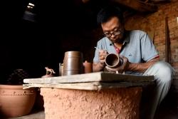 河北任縣:王青雪的陶藝人生