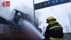 消防员张家兵:与死神奋力赛跑