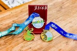 第二届大丰半马本月20日开跑 奖牌首次亮相