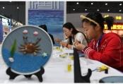 第十三屆合肥國際文化博覽會開幕