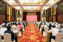 我市舉行慶祝中華人民共和國成立70周年座談會 戴源講話 曹路寶主持 李馳陳紅紅參加