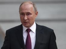 普京说俄罗斯愿从叙利亚撤军