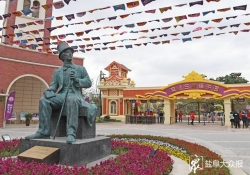 国内第二家!安徒生童话乐园在射阳开园!给孩子一个360°立体童话梦幻世界……