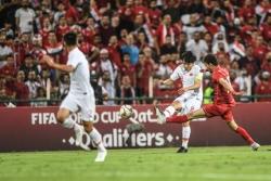 中国足协:国足失利的原因是全方位的