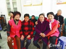 助老助残助困,捐资捐衣捐物…… 西苑社区有群乐做善事的大妈