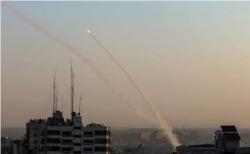 以色列空袭哈马斯军事目标