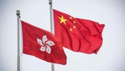 香港中聯辦副主任:香港暴力正從打砸搶燒走向殺人害命