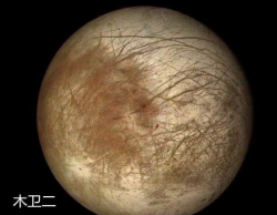 美航天局首次确认木卫二大气中存在水
