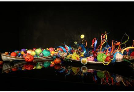 西雅圖:色彩斑斕的玻璃世界