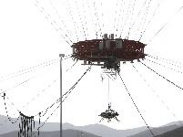我國完成首次火星探測任務著陸器懸停避障試驗