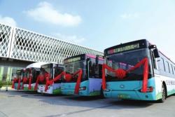 【新时代 新作为 新篇章】青吴嘉三地交通一体化日益提速 直达沪浙5条公交线开通