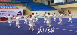 省传统武术交流赛,时时彩开户所有参赛项目都获奖 共获4金13银6铜23块奖牌