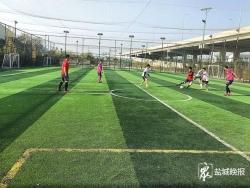 新怡社区举办第二届足球赛,以球会友以赛传情—— 快乐运动赛出浓浓邻里情