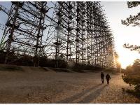 走進切爾諾貝利核電站隔離區
