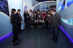接轨上海共享疗休养资源 上海首批29名劳模来盐疗休养
