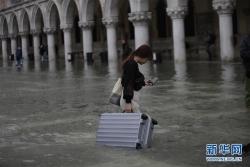 """""""水城""""威尼斯为何""""因水而忧""""?"""