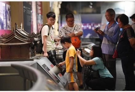 台北探索馆里的城市记忆