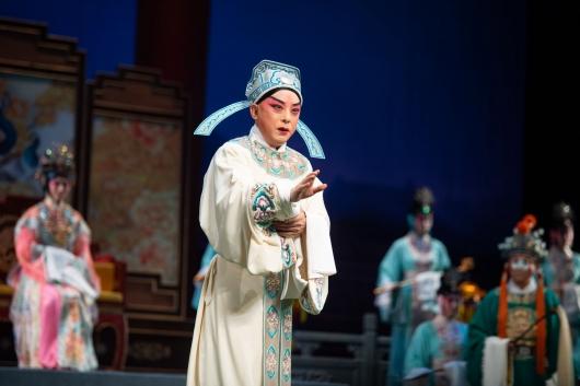 国家京剧院在澳门演出《帝女花》
