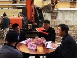 """【新时代 新作为 新篇章】老小区改造,为何落下我们?扬州这个""""圆桌会议""""开进工地 居民愁容变笑容"""