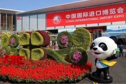 """【地评线】中国国际进口博览会擦亮中国靓丽""""金名片"""""""